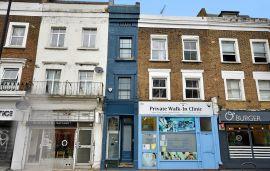 Eladó London legkeskenyebb háza!