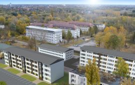 Rekord gyorsasággal keltek el a lakások a Smaragd lakóparkban!