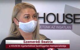 Szemerédi Beatrix: Mindenkinek van egy jó hitelünk!