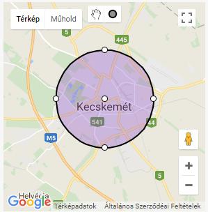 térképes keresés 2